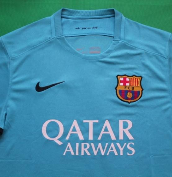 Футбольная форма клуба Барселона (выездная 3)