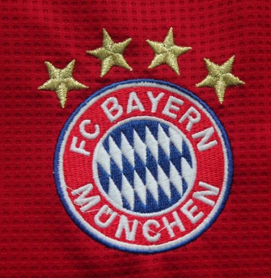 Футбольная форма клуба Бавария (домашняя)