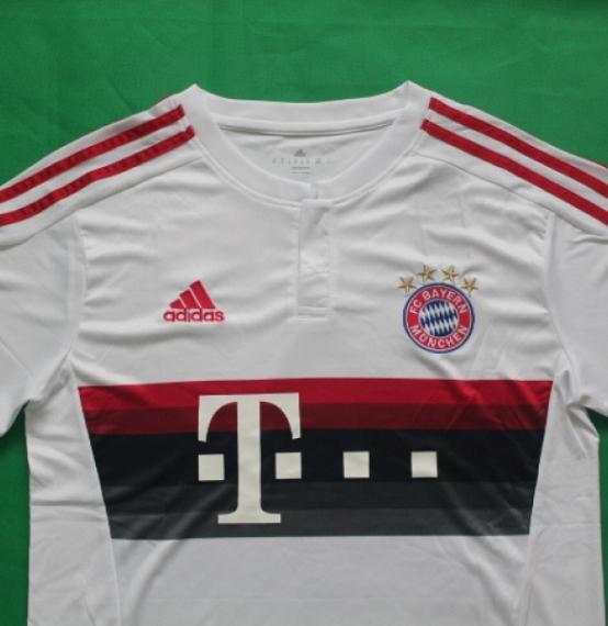 Футбольная форма клуба Бавария (гостевая)