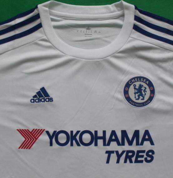 Футбольная форма клуба Челси (гостевая)