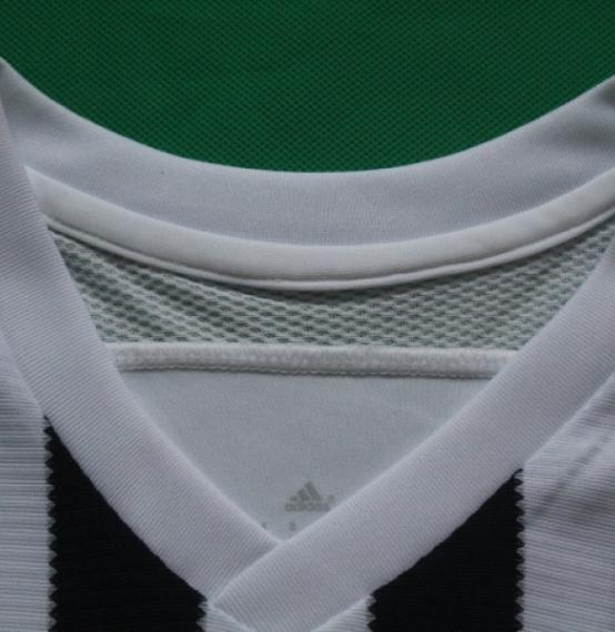 Футбольная форма клуба Ювентус (домашняя)
