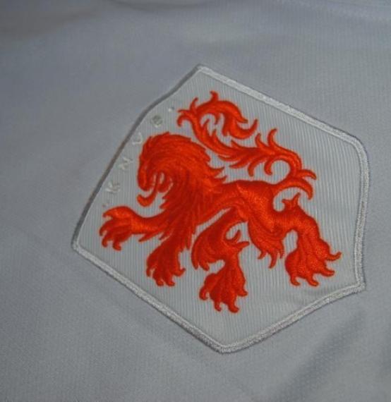 Футбольная форма сборной Голландии (гостевая)
