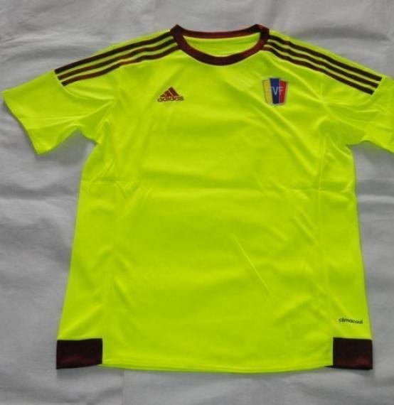 Футбольная форма сборной Венесуэлы (гостевая)