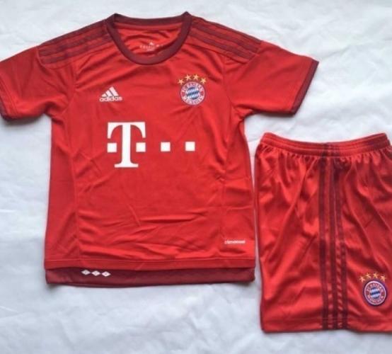 Детская футбольная форма Бавария (домашняя)