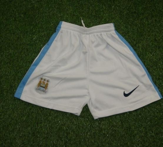 Детская футбольная форма Манчестер Сити (домашняя)