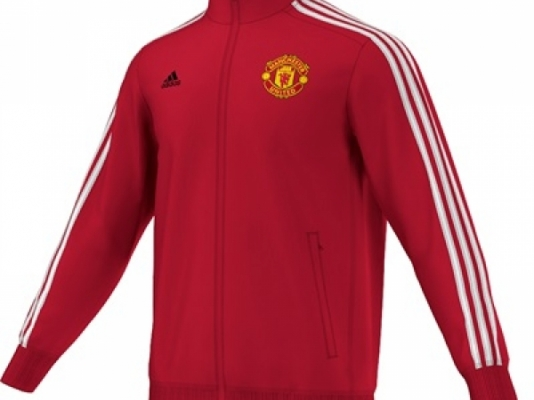 Футбольная олимпийка Манчестер Юнайтед 2015/16