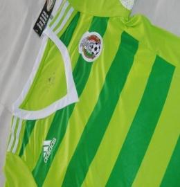 Футболка женская футбольная сборной Мексики (гостевая)