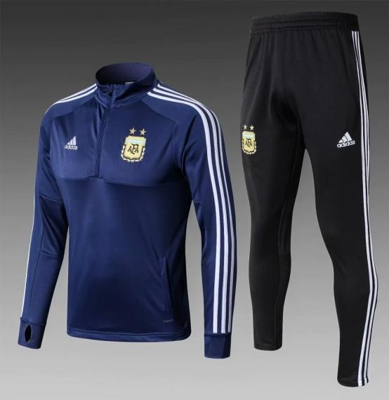 Футбольный костюм сборной Аргентины - синий