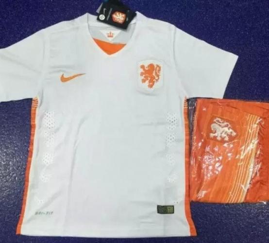 Детская форма сборной Голландии (домашняя)