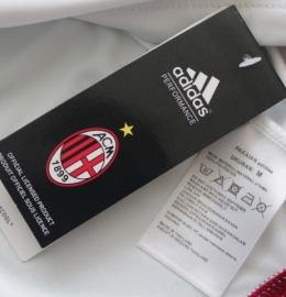Футбольная форма клуба Милан (гостевая)