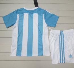 Детская форма сборной Аргентины (домашняя)