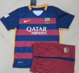 Детская футбольная форма Барселона (домашняя)