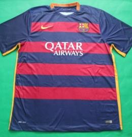 Футбольная форма клуба Барселона (домашняя)