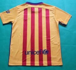 Детская футбольная форма Барселона (гостевая)