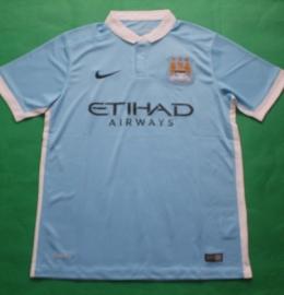 Футбольная форма клуба Манчестер Сити (домашняя)