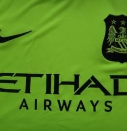 Футбольная форма клуба Манчестер Сити (выездная 3)