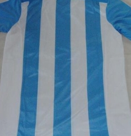 Футбольная форма сборной Аргентины (домашняя)