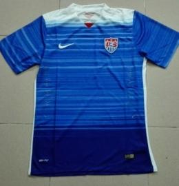 Футбольная форма сборной США (гостевая)
