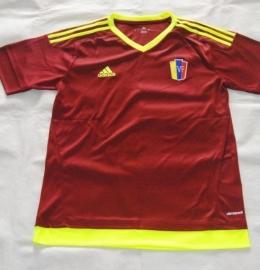 Футбольная форма сборной Венесуэлы (домашняя)