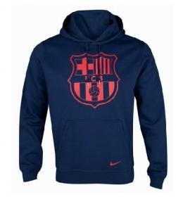Футбольная толстовка Барселона 2013-14 (navy)