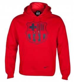 Футбольная толстовка Барселона 2013-14 (red)