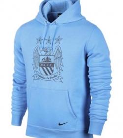 Футбольная толстовка Ман.-Сити 2013-14 (blue)