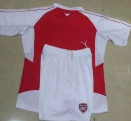 Детская футбольная форма Арсенал (домашняя)