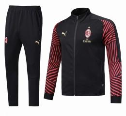 Спортивный костюм ФК Милан (FC Milan) 2018-19 full zip