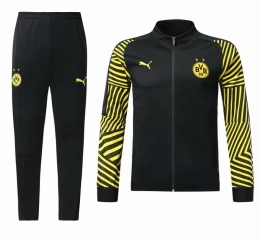 Спортивный костюм ФК Дортмундт (FC Borussia Dortmund) 2018-19 full-zip