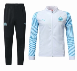 Спортивный костюм ФК Марсель (FC Marsel) 2018-19 full-zip