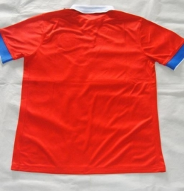 Футбольная форма сборной Чили (домашняя)