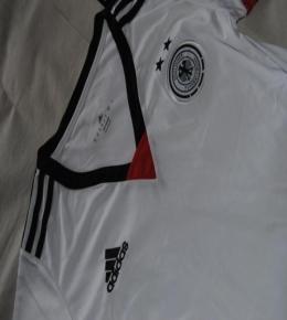 Футболка женская футбольная сборной Германии (домашняя)