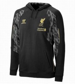 Футбольная толстовка Ливерпуль 2013-14 (black)