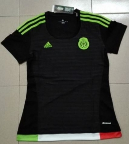 Футболка женская футбольная сборной Мексики (домашняя)