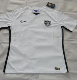 Футбольная форма сборной США (домашняя)