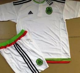 Детская форма сборной Мексики (гостевая)